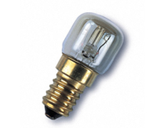 Backofenlampen in 230V, 12V, 24V